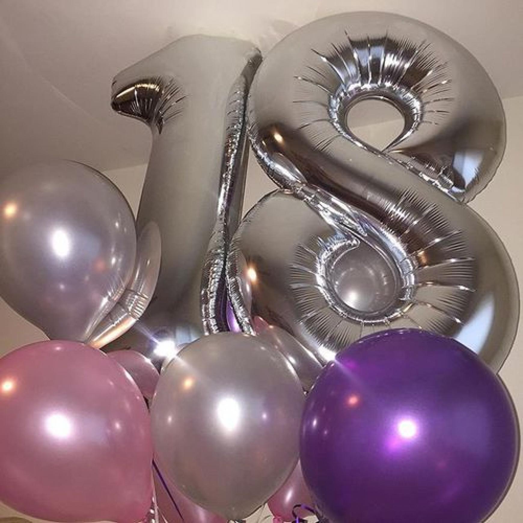 decoratiuni cu baloane la majorat