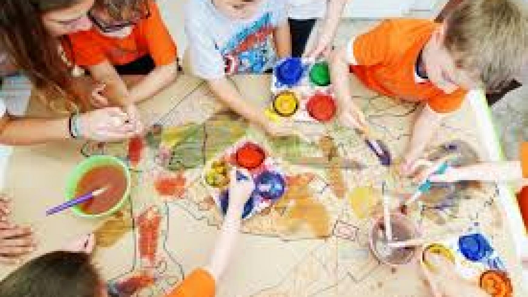 Ateliere de creatie pentru copii la evenimente si petreceri
