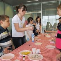ateliere pentru copii, ateliere activitati copii portile deschise, fun science , ateliere stiinta distractiva evenimente companii