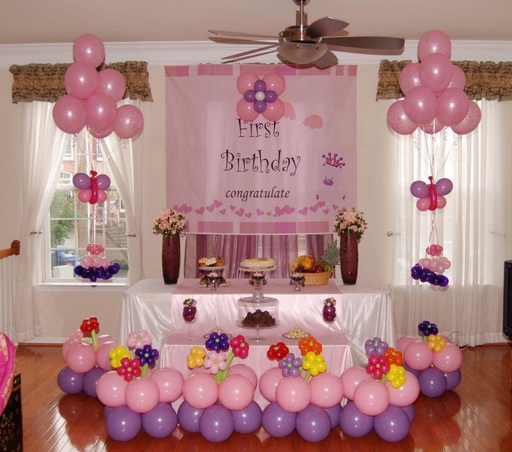 baloane cu heliu si decoratiuni