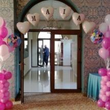 decoratiuni cu baloane, baloane cu heliu, decor baloane petreceri, baloane cu heliu cluj