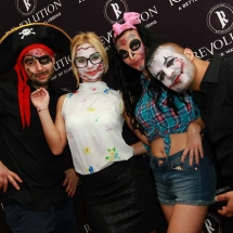 halloween face painting in cluburi, face and body painting evenimente