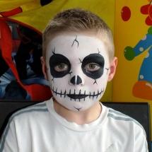 halloween face painting pentru copii cluj,face painting, picturi pe fata tineri si adulti, body painting , artisti cu face painting evenimente si petreceri