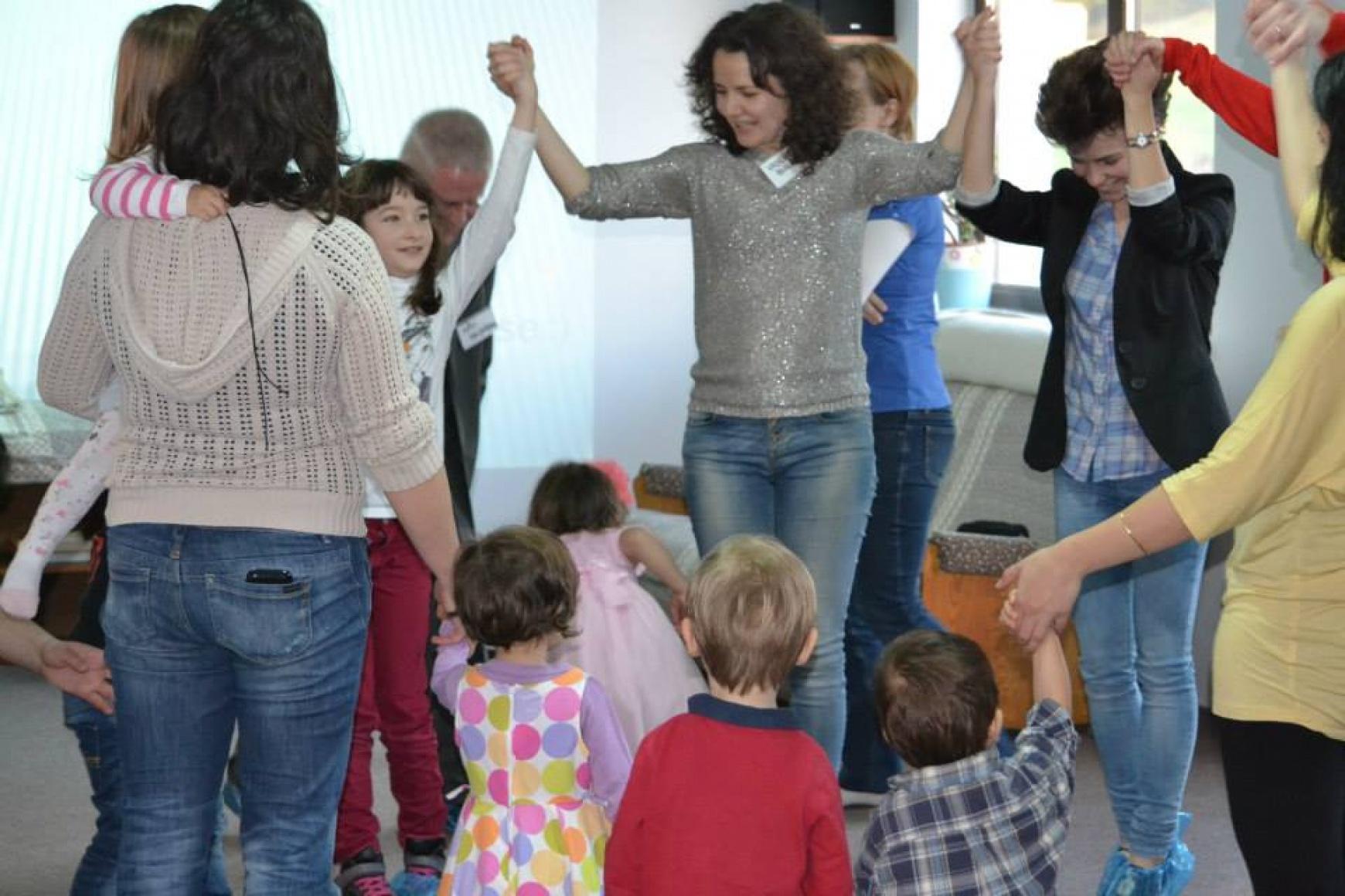Ateliere copii si parinti