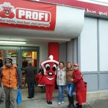 mascote si promoteri campanii