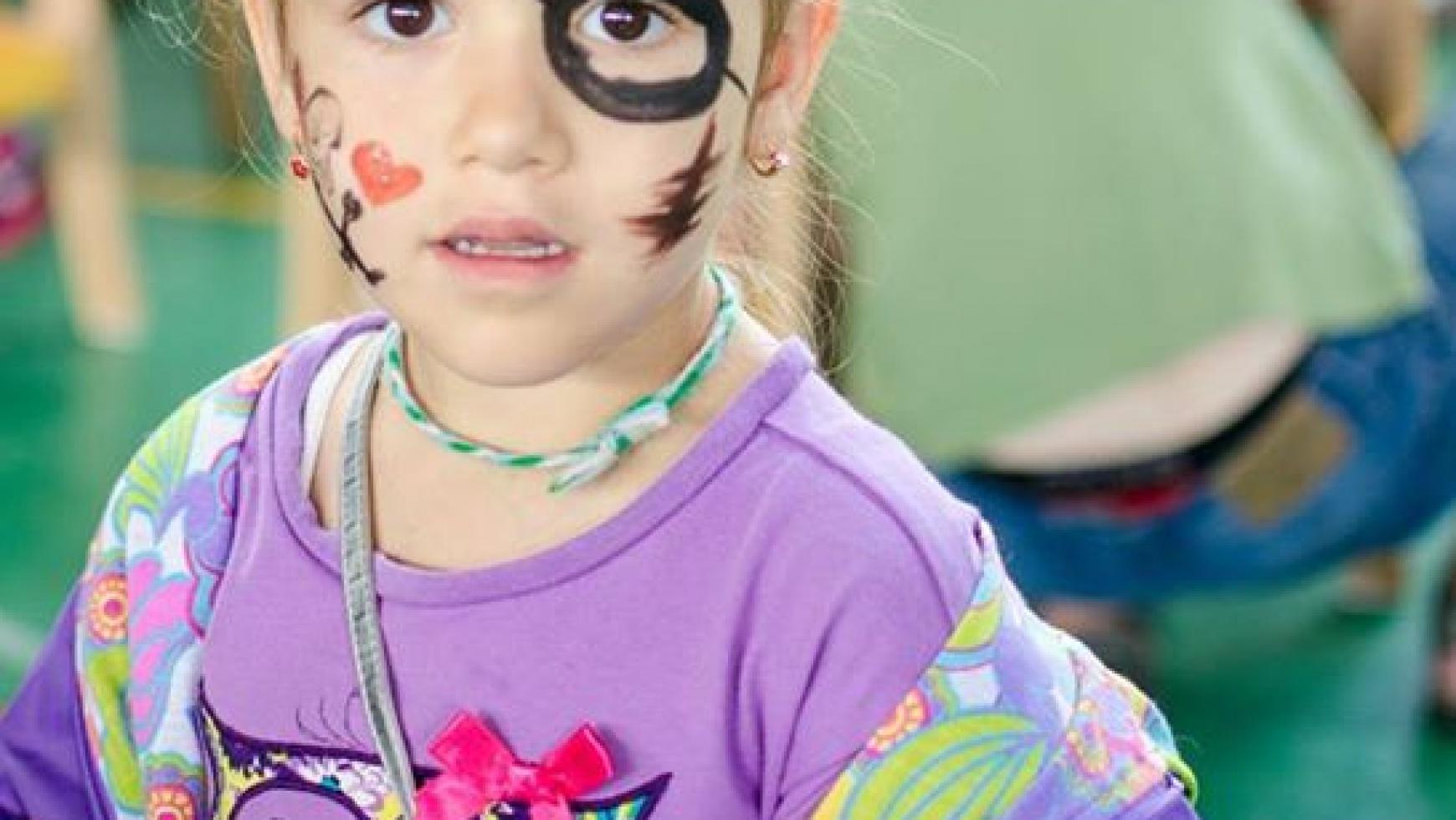 Face painting copii la Happy park