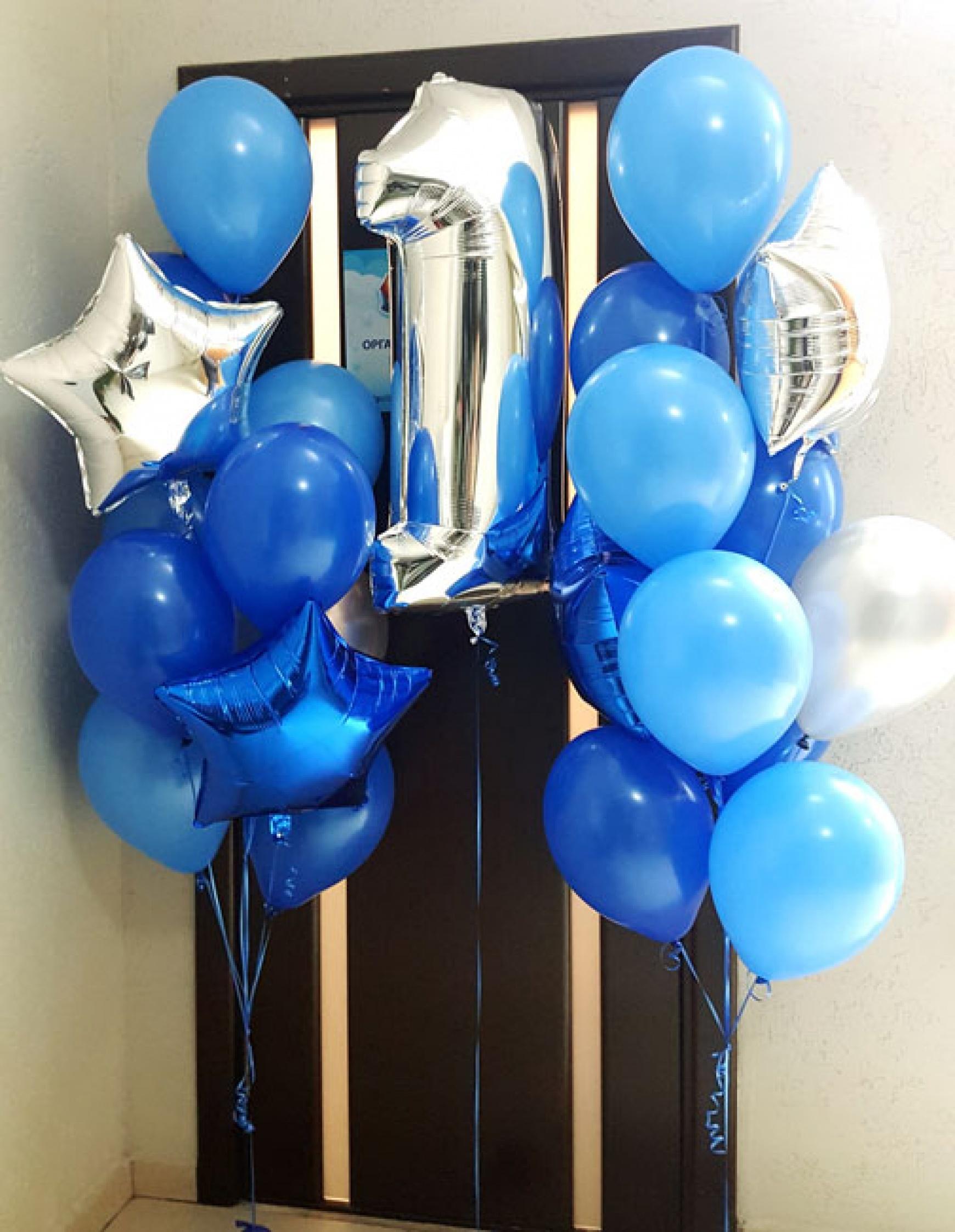 Decoratiuni cu baloane prima aniversare